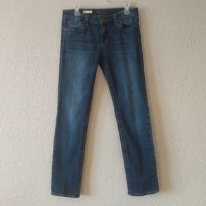Kut from the kloth Stevie straight leg jeans 6